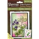 Crafters Companion - Sheena Douglass Perfect Partners Country Cottage - Plain Honesty Die